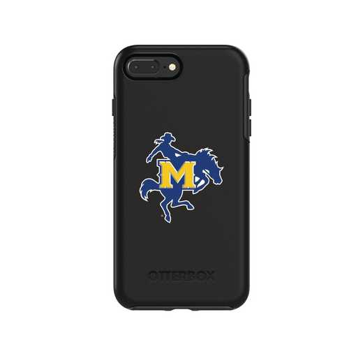 IPH-87P-BK-SYM-MNS-D101: FB McNeese St OB SYMMETRY IPN 8 PLUS AND IPN 7 PLUS